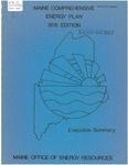 Maine Comprehensive Energy Plan 1976 Edition : Executive Summary