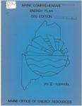 Maine Comprehensive Energy Plan 1976 Edition : Vol. II - Appendix