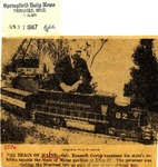 The Train of Maine by Springfield Daily News