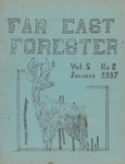 Far East Forester : Volume 5, Number 2 - January, 1937
