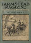 Farmstead Magazine, Fall / Winter 1974 1975 by The Farmstead Press