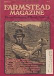 Farmstead Magazine : Summer 1977 by The Farmstead Press