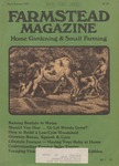 Farmstead Magazine : Early Summer 1977 by The Farmstead Press