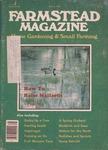 Farmstead Magazine, Spring 1981 by The Farmstead Press