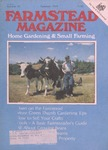 Farmstead Magazine, Summer 1979