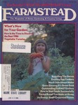 Farmstead Magazine, Garden 1986 by The Farmstead Press