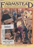 Farmstead Magazine, Fall 1986 by The Farmstead Press