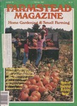 Farmstead Magazine, Harvest 1982