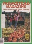 Farmstead Magazine, Harvest 1982 by The Farmstead Press