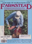 Farmstead Magazine, Spring 1987 by The Farmstead Press