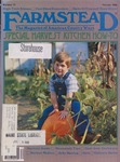Farmstead Magazine, Harvest 1986 by The Farmstead Press