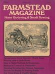 Farmstead Magazine, Spring 1978 by The Farmstead Press