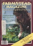 Farmstead Magazine, Winter 1983 by The Farmstead Press