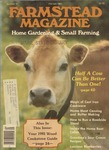 Farmstead Magazine, Harvest 1981 by The Farmstead Press