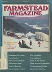 Farmstead Magazine, Holiday 1981 by The Farmstead Press