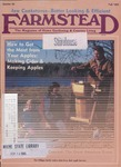 Farmstead Magazine, Fall 1985 by The Farmstead Press