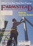 Farmstead Magazine, Summer 1985 by The Farmstead Press