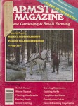 Farmstead Magazine, Winter 1981 by The Farmstead Press