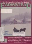 Farmstead Magazine, Winter 1985 by The Farmstead Press