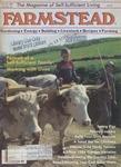 Farmstead Magazine, Spring 1984