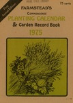 Farmstead's Commonsense Planting Calendar & Garden Record Book 1975
