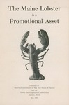 The Maine Lobster is a Promotional Asset