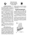 Forest Consultant's Newsletter : May 1999 by Maine Forest Service