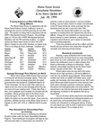Forest Consultant's Newsletter : July 1999 by Maine Forest Service