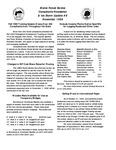 Forest Consultant's Newsletter : November 1999