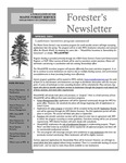 Foresters Newsletter : Spring 2004