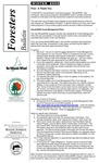 Foresters Bulletin : Winter 2005