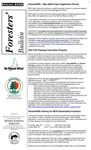 Foresters' Bulletin : Spring 2006 by Maine Forest Service