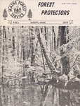 Forest Protectors - Fall 1973