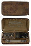 Henry L. Foss's Army Issued Shaving Kit by United States Army