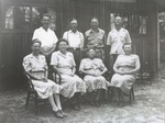 Photograph of Henry L. Foss's Mother and Siblings