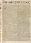 Gardiner Home Journal : June 8, 1865