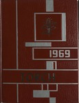 1969 Torch Yearbook for Glen Cove Christian Academy
