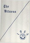 1964 Witness Yearbook for Glen Cove Bible College