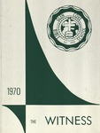 1970 Witness Yearbook for Glen Cove Bible College