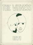1971 Witness Yearbook for Glen Cove Bible College by Glen Cove Bible College