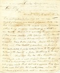 Balsh July 29 1820 Recommendation Letter by Horatio Balch