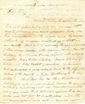 Balsh July 29 1820 Recommendation Letter