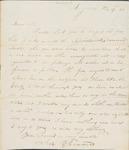 R Howard Nov 14 1820 by R. Howard