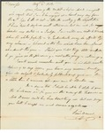 Letter to William King from Dana Aug 2 1812
