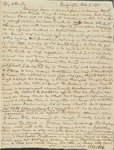 Letter to William King from Lee Oct 3 1811