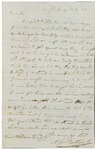 Letter to William King from Carleton Jan 10 1812 by Carleton
