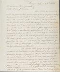 Trafton April 28 1821