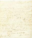 Carr Nov 14 1820 Recommendation by Sam Carr