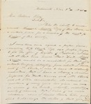 Sprague Nov 8 1820 Recommendation