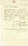 1816 Election Results Dixfield